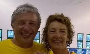 Lorena Sfreddo e Raoul Rossi