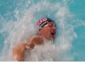 Daniele Lupi, virata a delfino a Saronno