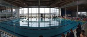 La vasca gara di Gussago