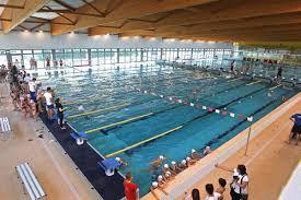 Campo gara della piscina Comunale di Lodi