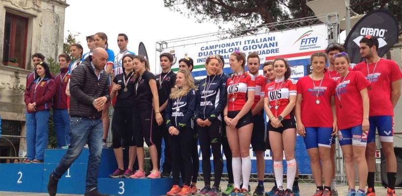PAESTUM (SA) Campionati Italiani Giovanili di Duathlon