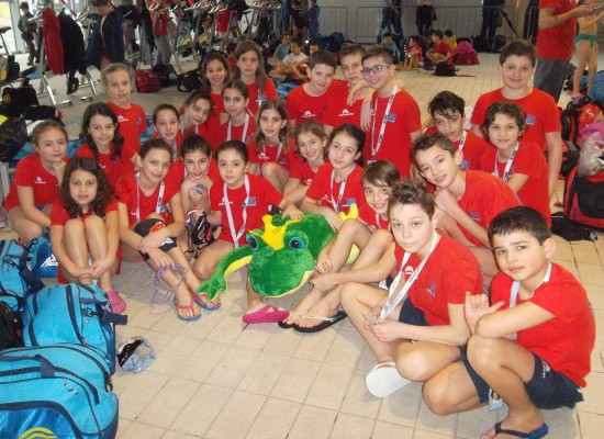 Nuoto: COPPA LOMBARDIA