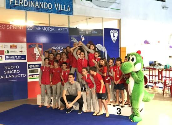 Nuoto: Trofeo Sprint Legnano