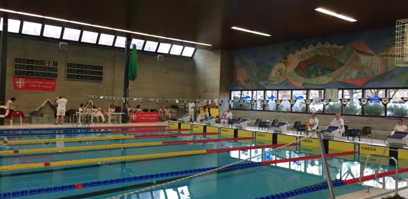 Nuoto: semifinali regionali Es. A