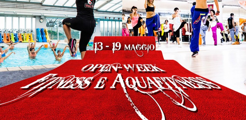 Open Week Fitness & Aquafitness
