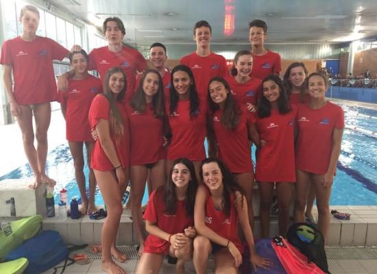 Nuoto:  Campionati Regionali Estivi