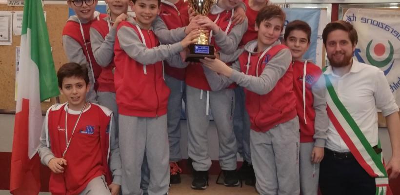 NUOTO: 9° Trofeo Torre Del Barbarossa
