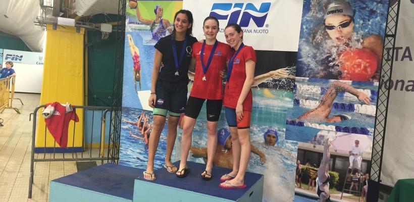 Nuoto: Campionati Regionali